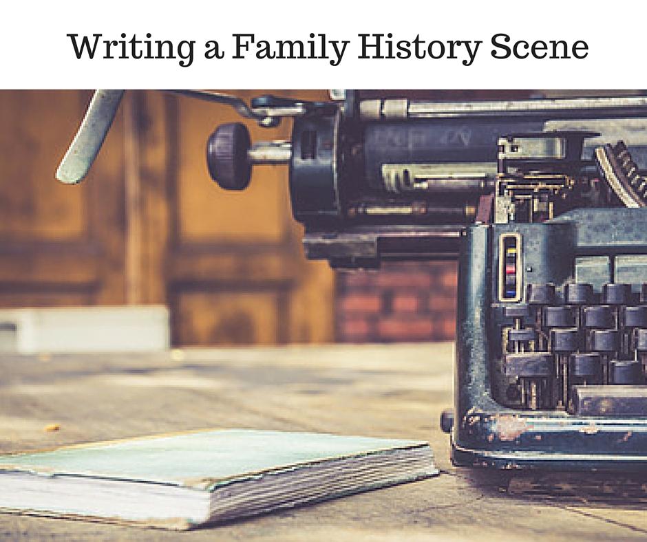 essay family history